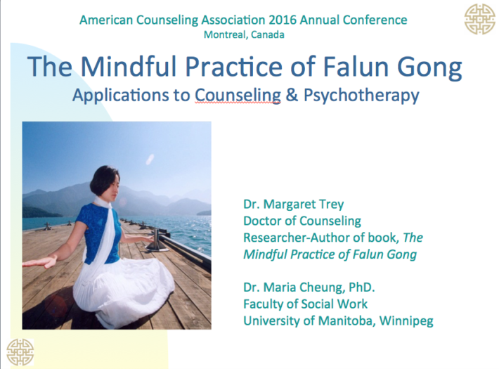 Falun Gong: Applications to Counseling