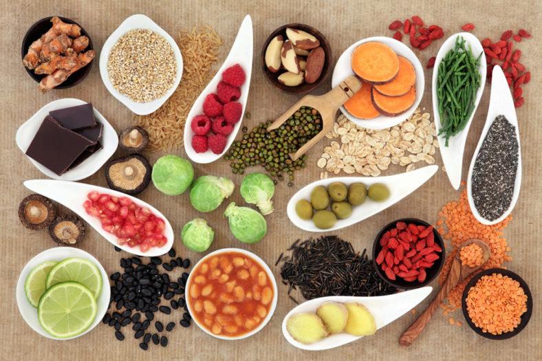 Yin-yang Nature of Foods
