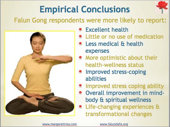 Falun Gong - mind-body spiritual practice