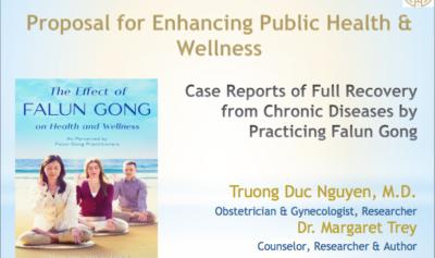 Proposal for Enhancing Publich Health & Wellness