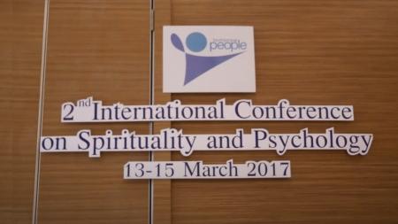 International Conference on Spirituality + Psychology Bangkok 2017