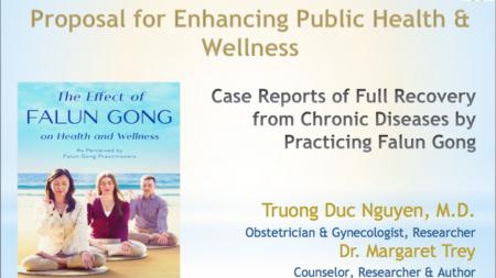 Enhancing Public Health & Wellness with Falun Gong